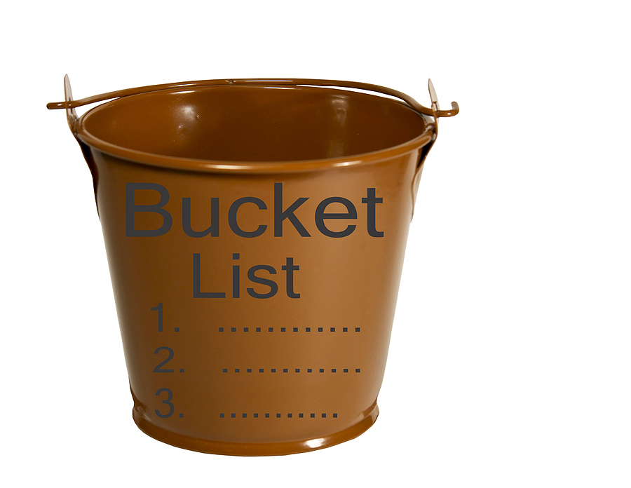 A Challenging Bucket List Item