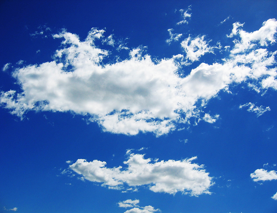"""Adding New Meaning to """"The Sky's the Limit"""""""