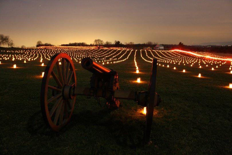 Illumination of Antietam